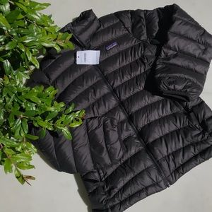 Patagonia Kids🔴puffer down jacket kids size L 12
